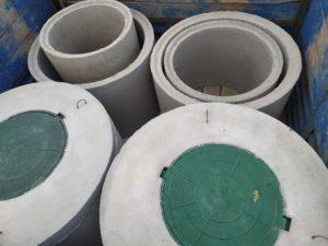 Бетонные кольца с доставкой по москве и области, широкий ассортимент